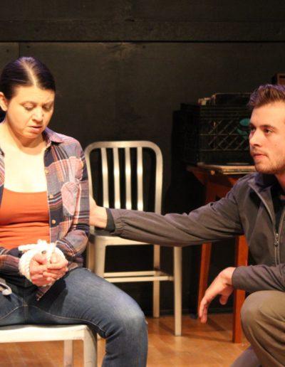 Juliet in Wolf Play, dir. Flordelino Lagundino