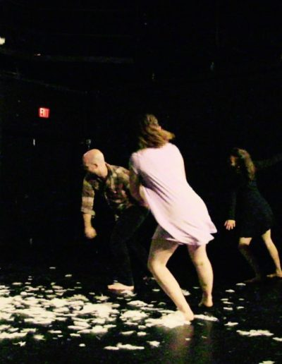 Migration - Final Composition - SITI Company Intensive at Skidmore