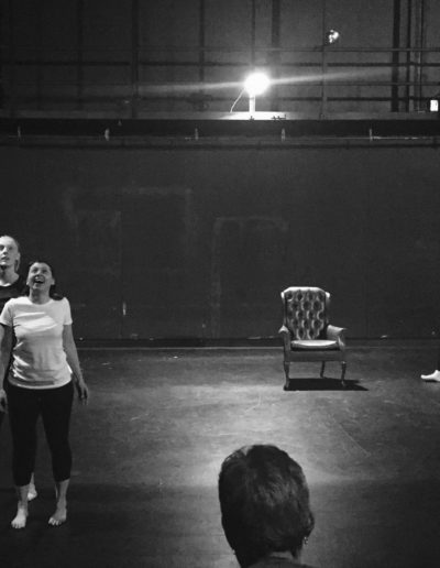 "As Irina - ""Three Sisters"" - SITI Company Intensive Skidmore Week 2 Composition"
