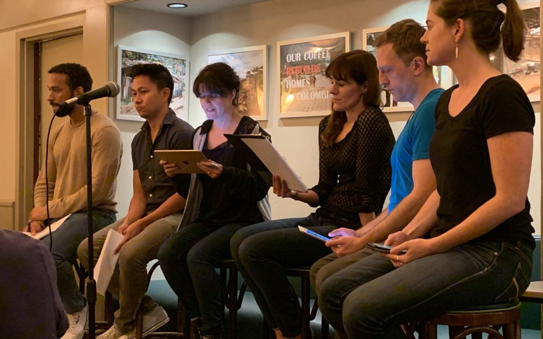 Web Series Reading at the PGE