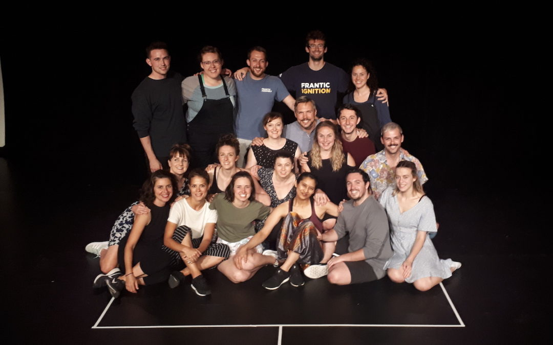 Summer School with Frantic Assembly